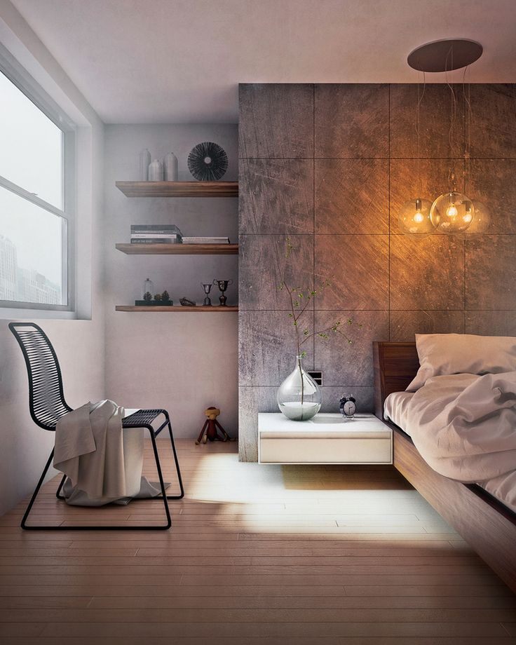 Fresh Contemporary Bedrooms Perfect for Lounging All Day