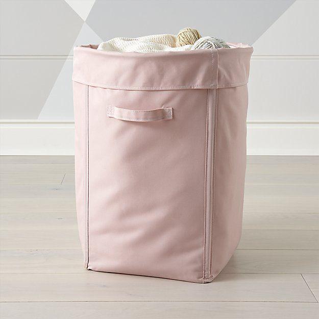 Canvas Pink Hamper