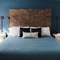 19 Headboard Ideas to Jazz up Your Amazing Bedroom!