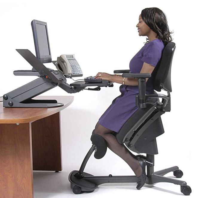 How To Properly Use Your Ergonomic Office Chair To Fight Sedentarism
