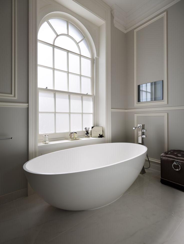 The Best Freestanding Baths: 16 Wow-Worthy Modern Baths