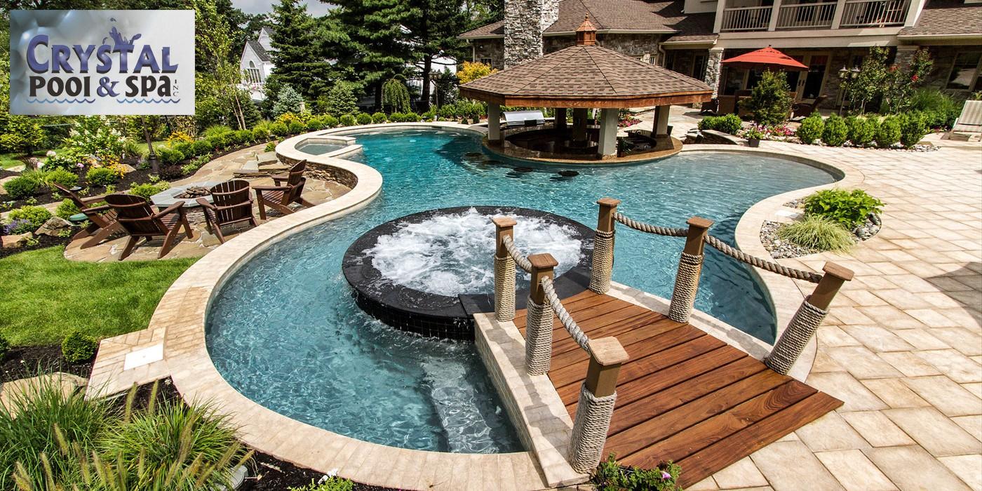 ... award winning gunite pool ... IJOCVDC