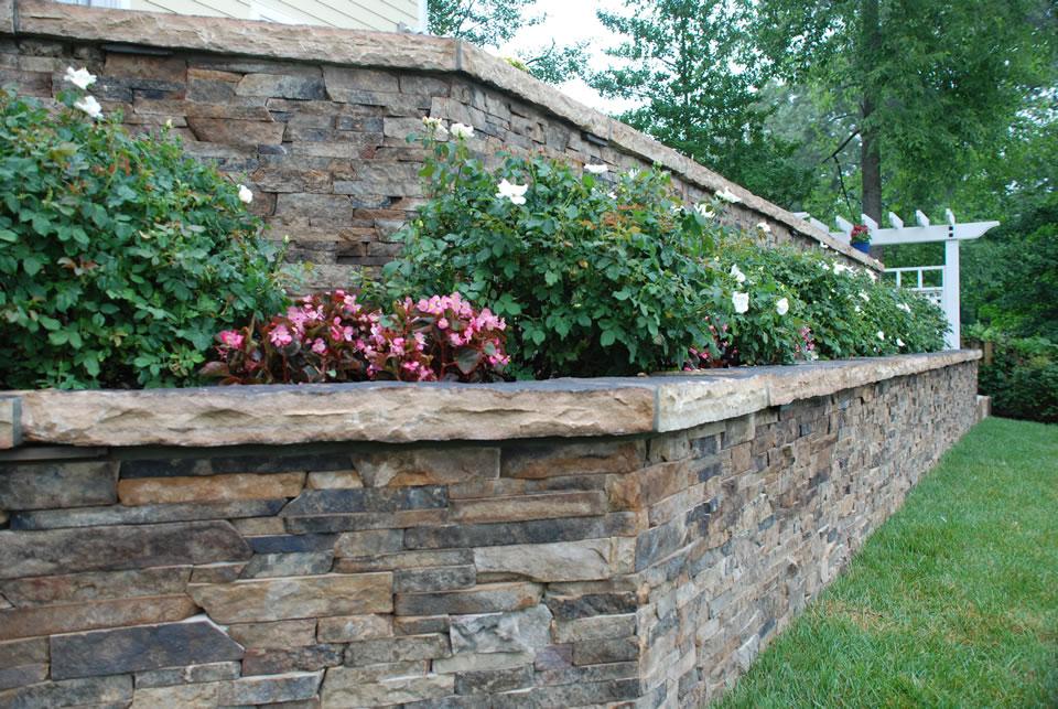 ... garden walls ... SPXRJVZ