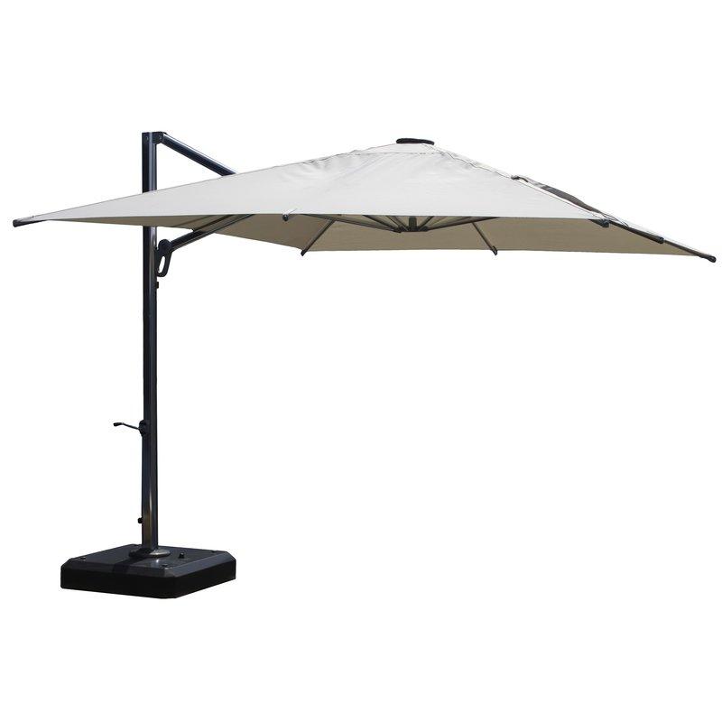 10u0027 square cantilever umbrella NUHMIHP