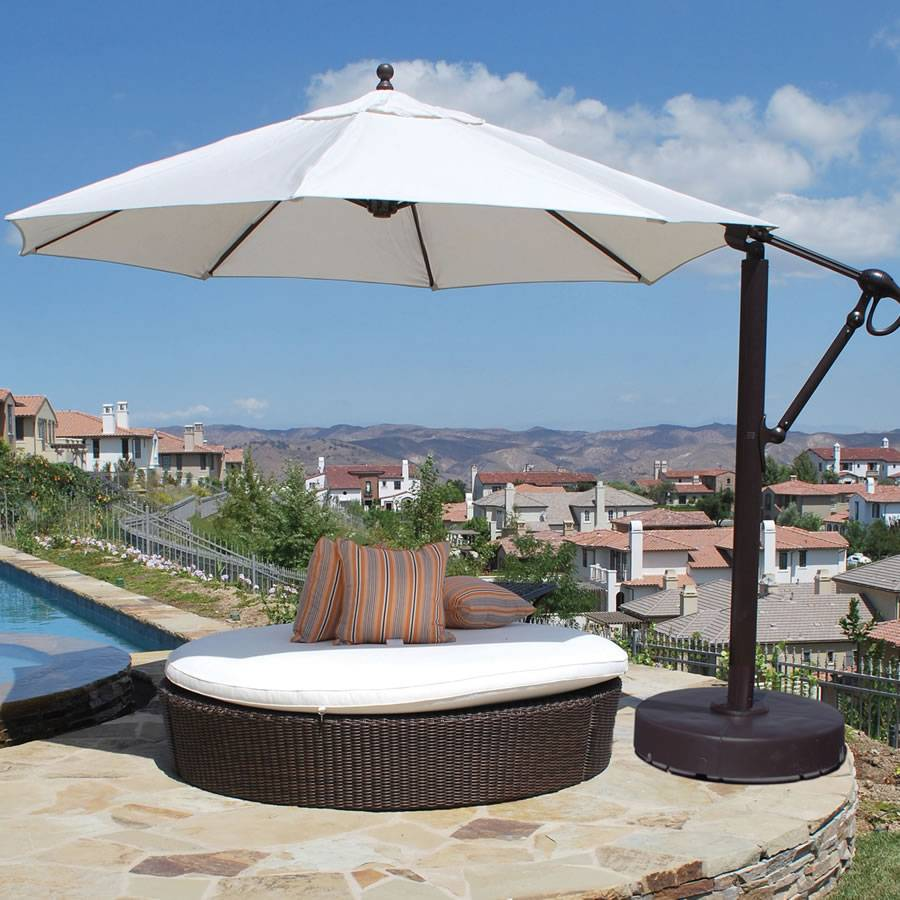 11 foot cantilever umbrella - 887 UAIGKME