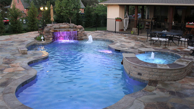 15 remarkable free form pool designs   home design lover FWYMOEW