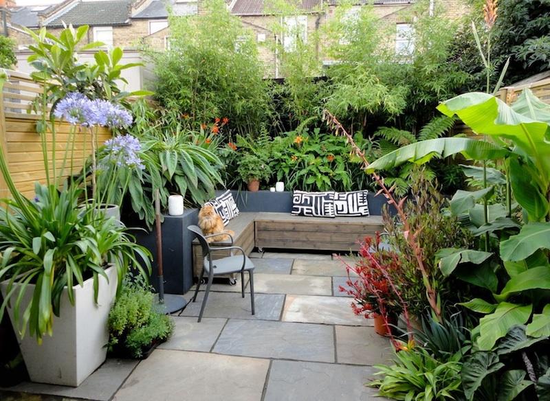 15 small backyard ideas to create a charming hideaway WODPGSH