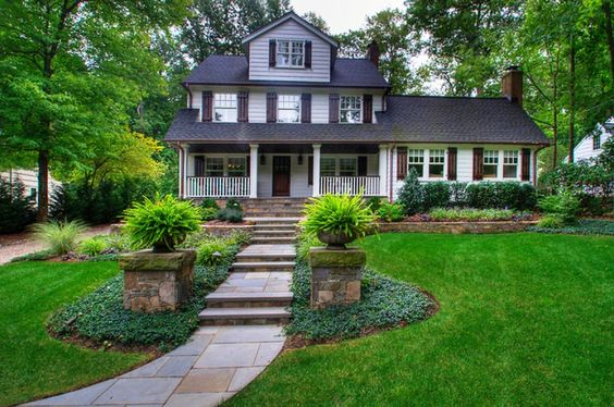 17 divine front yard designs that everyone will envy AGIDMYV