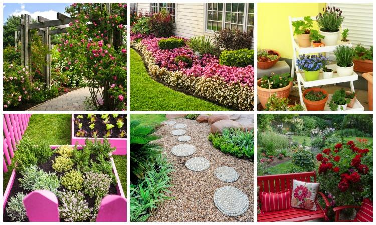 23 super cool backyard garden ideas (photos) EUVTTCQ