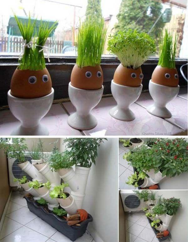 26 mini indoor garden ideas to green your home | woohome. love YWTGVEF