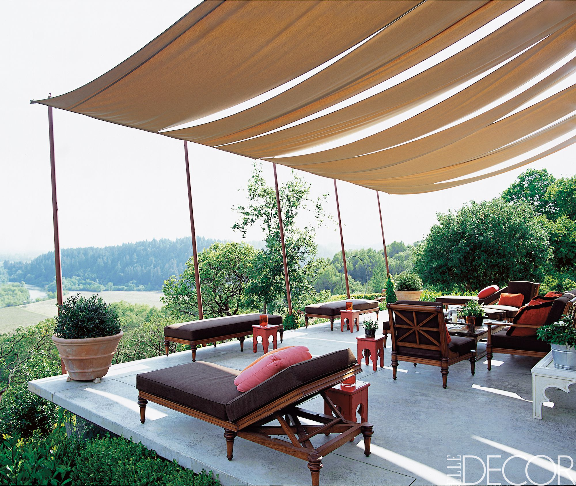 28 best outdoor rooms - outdoor living spaces ZSNYKZQ
