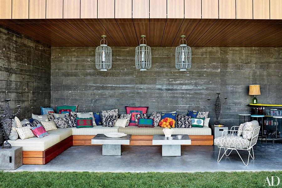 32 patio ideas: outdoor seating ideas for backyards u0026 rooftops photos   WVEELBJ