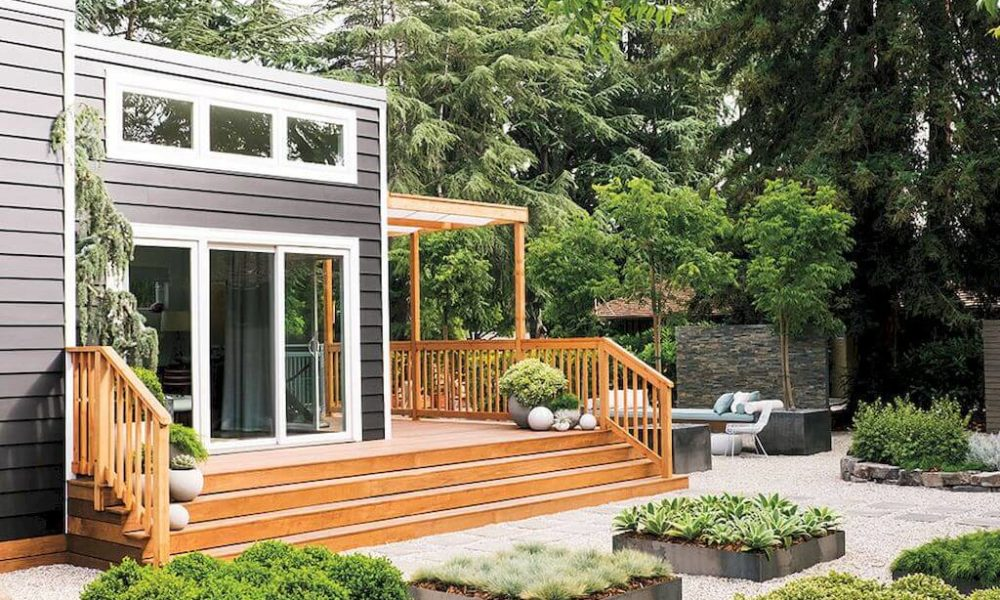 34 inexpensive backyard ideas and designs to enhance your outdoor space HBWSHZF