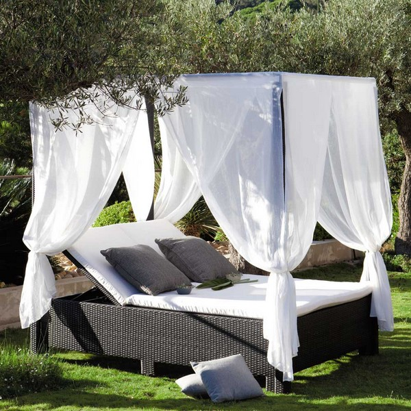 37 outdoor beds that offer pleasure, comfort and style RXZJXOL