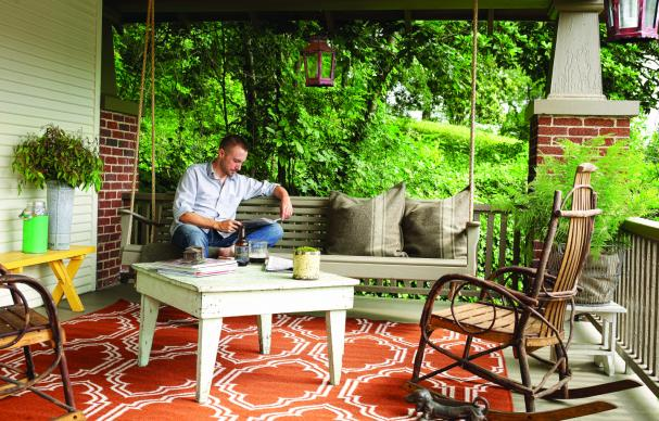 39 budget-wise ways to create outdoor rooms | this old house NEMISJX