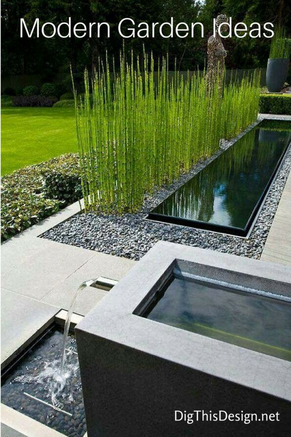 4 modern garden ideas to create a beautiful backyard DQOQWJR