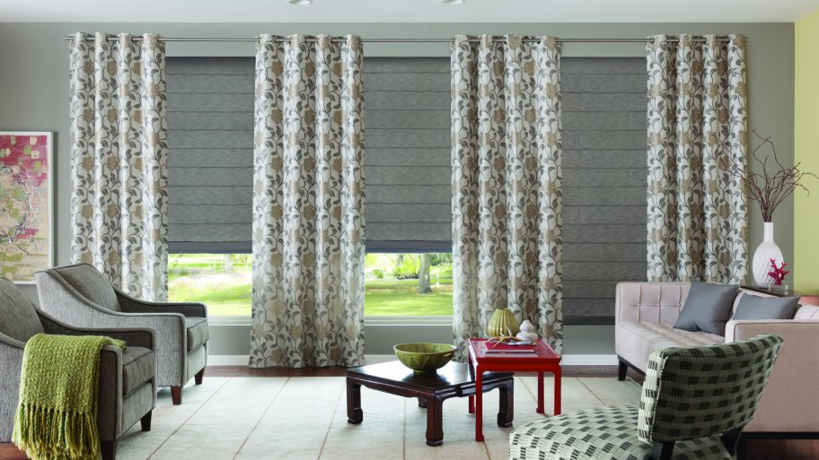 5 window treatment ideas for tall windows VJPYPNW
