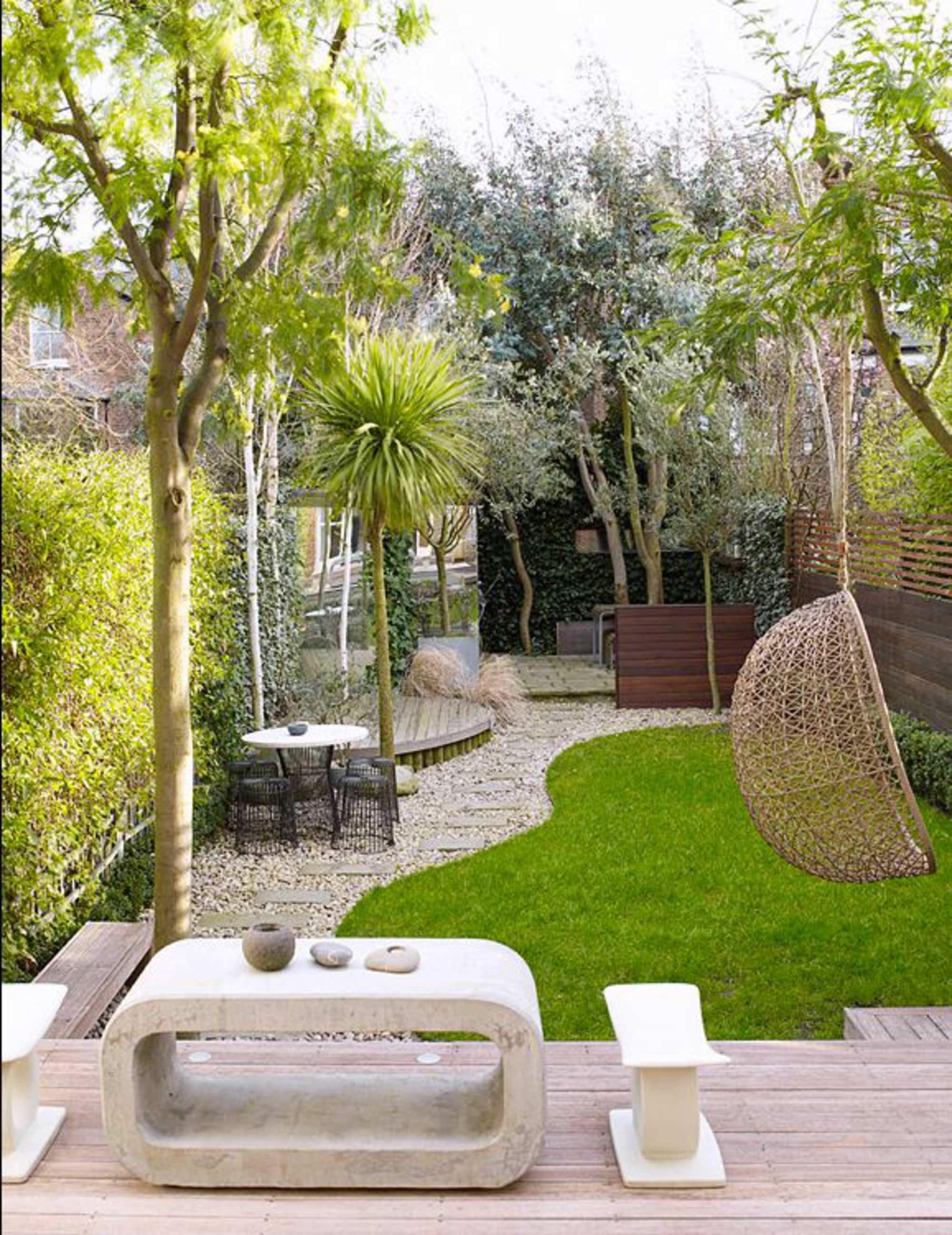6 small garden decoration ideas - 1001 gardens TQIVLCU