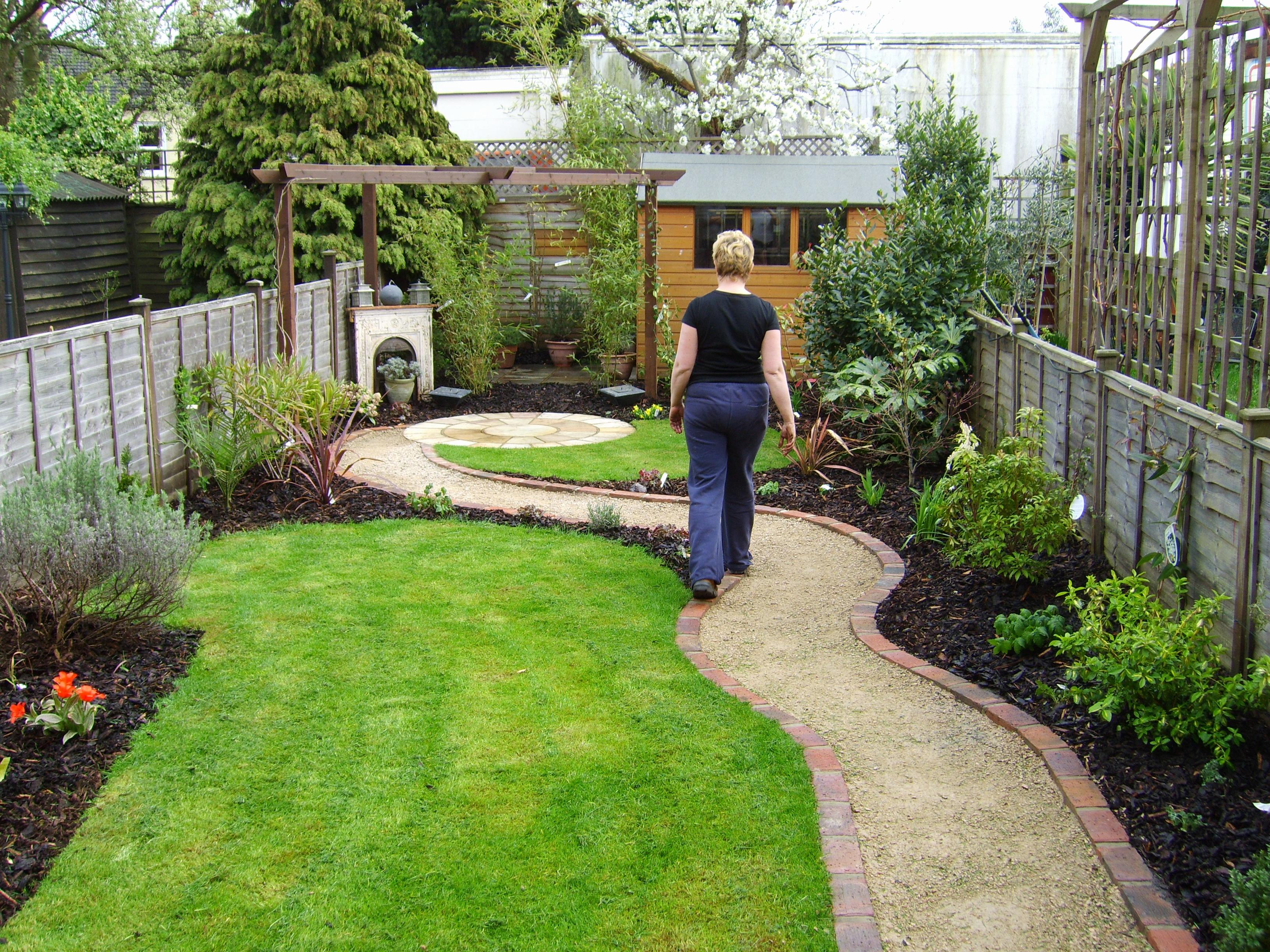 Setup a Backyard Garden