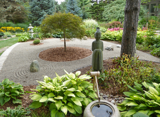 a japanese garden project IQGYAKH