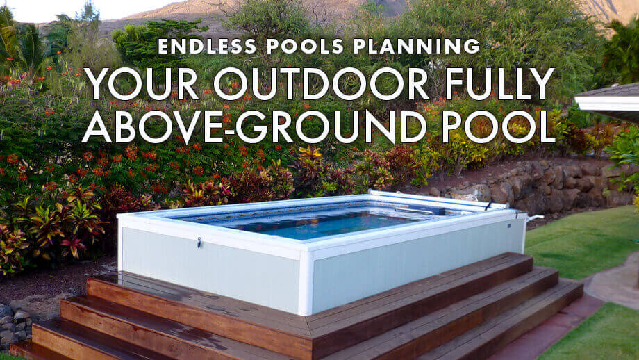 above ground pool in-ground pools can be more attractive and accessible. VDPMBYJ