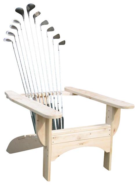adirondack chairs golfclub adirondack chair in blond finish PPVUYOR