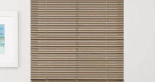 aluminum blinds mocha 2550 KJKPOOX