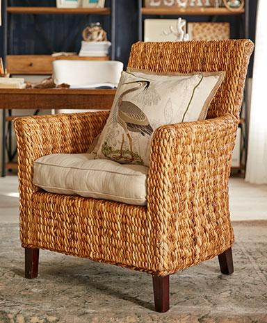 amazing home: miraculous pier one wicker furniture at 1 chair ebth pier PKBZAEN