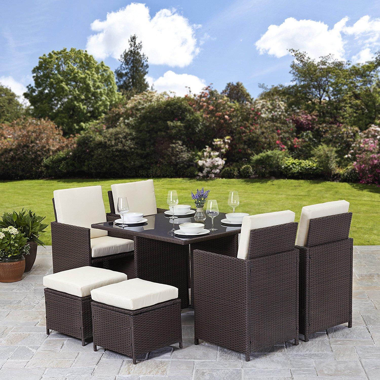 amazing wicker garden furniture rattan cube set seater outdoor pc with argo YSPEKIT