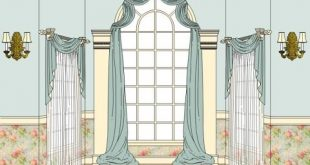 arched window treatments - contemporary arched window treatments NYHXBQU