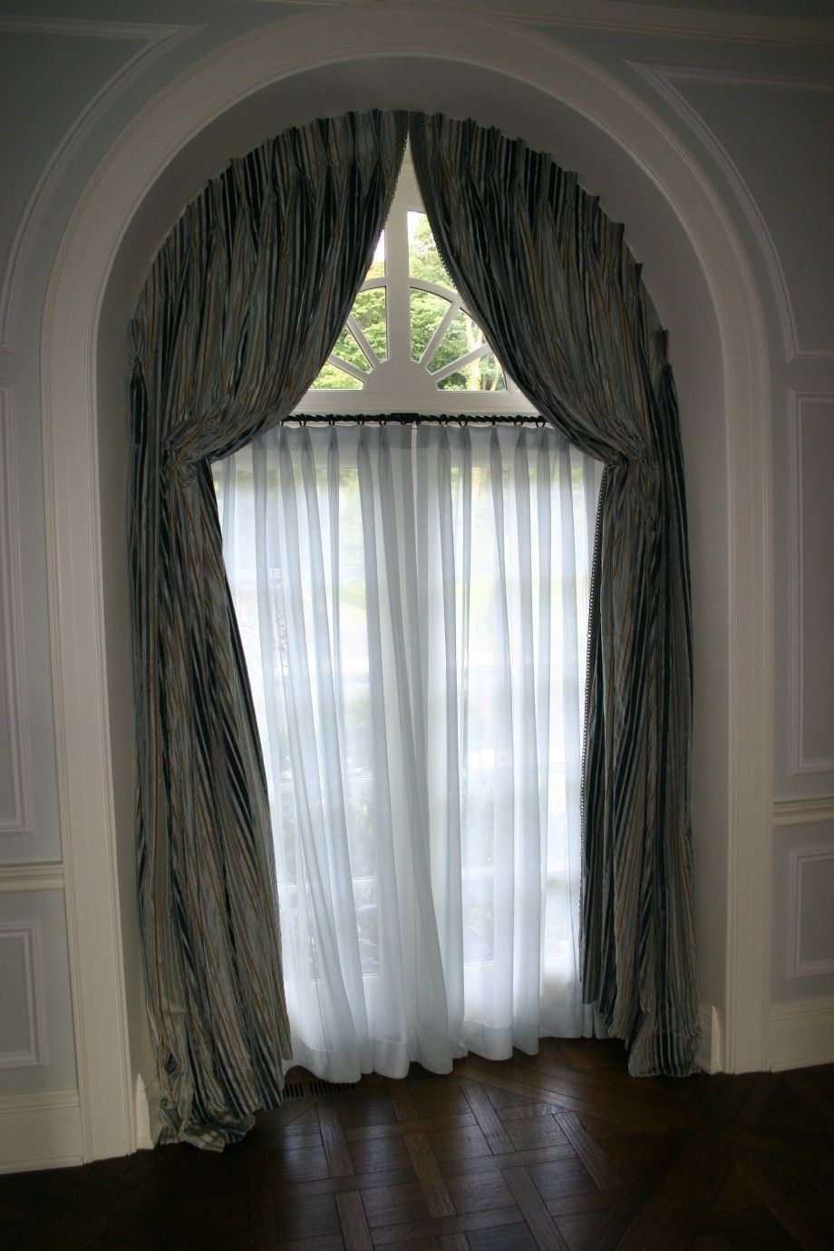 arched window treatments home decoration ideas half circle window treatments  ideas,backgrounds XFTCNLB
