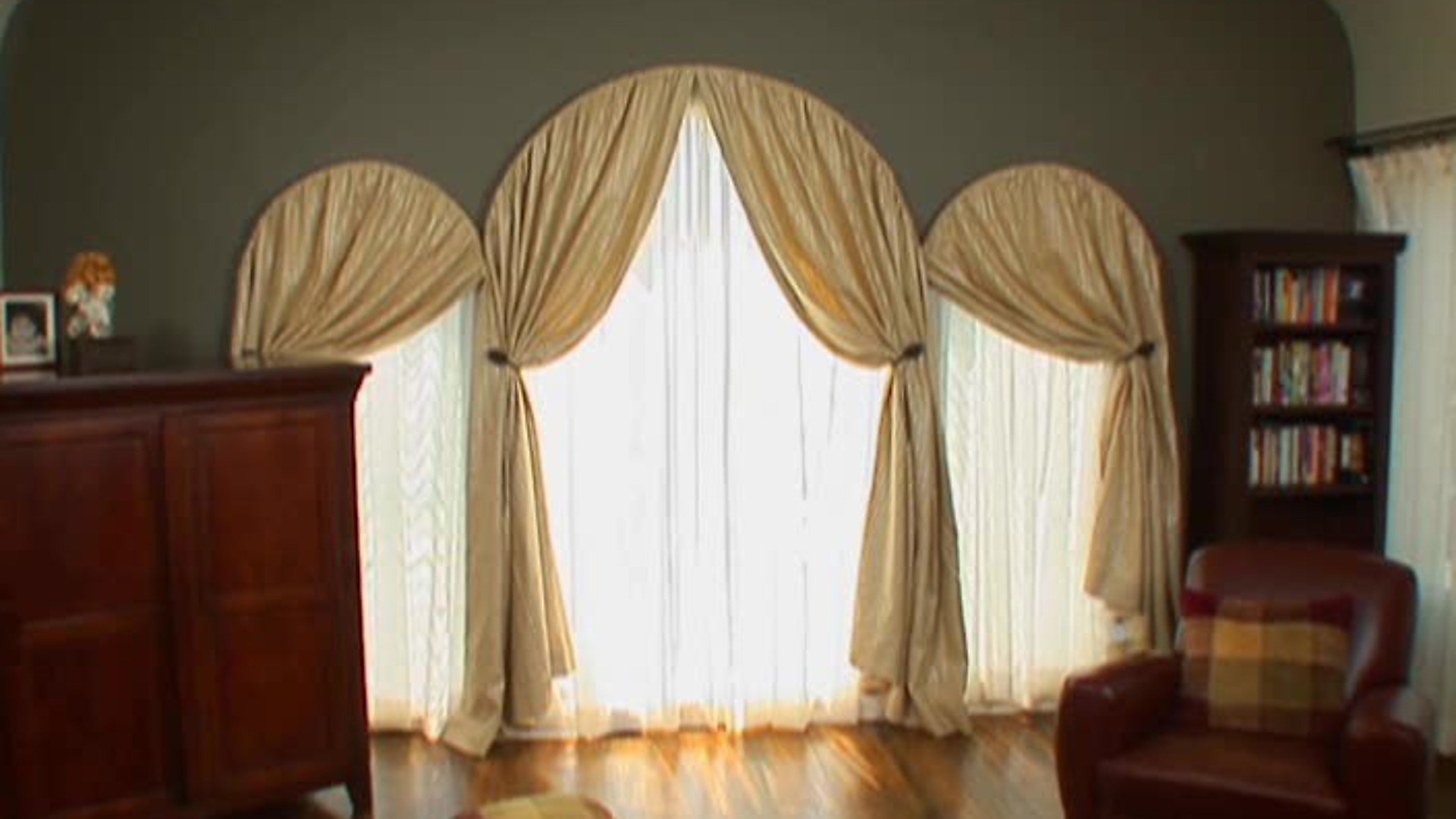 arched window treatments topic: window treatments   hgtv GRBJCIS