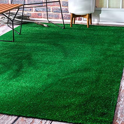 artificial grass outdoor lawn turf patio rug MKPODPK