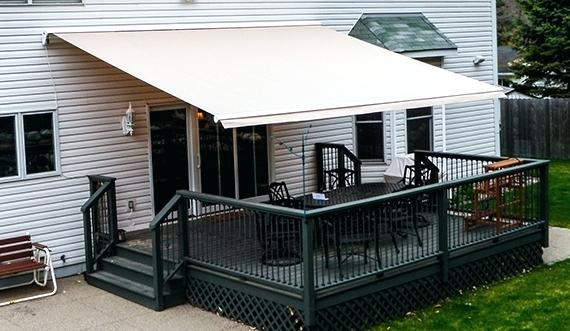 awesome collection of electric awnings for decks creative retractable deck  patio AHYQEGX