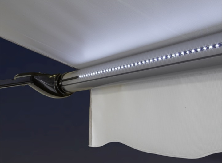 awning lights carefree sr0107 led rv awning light kit, white, 16ft AKKEUTC