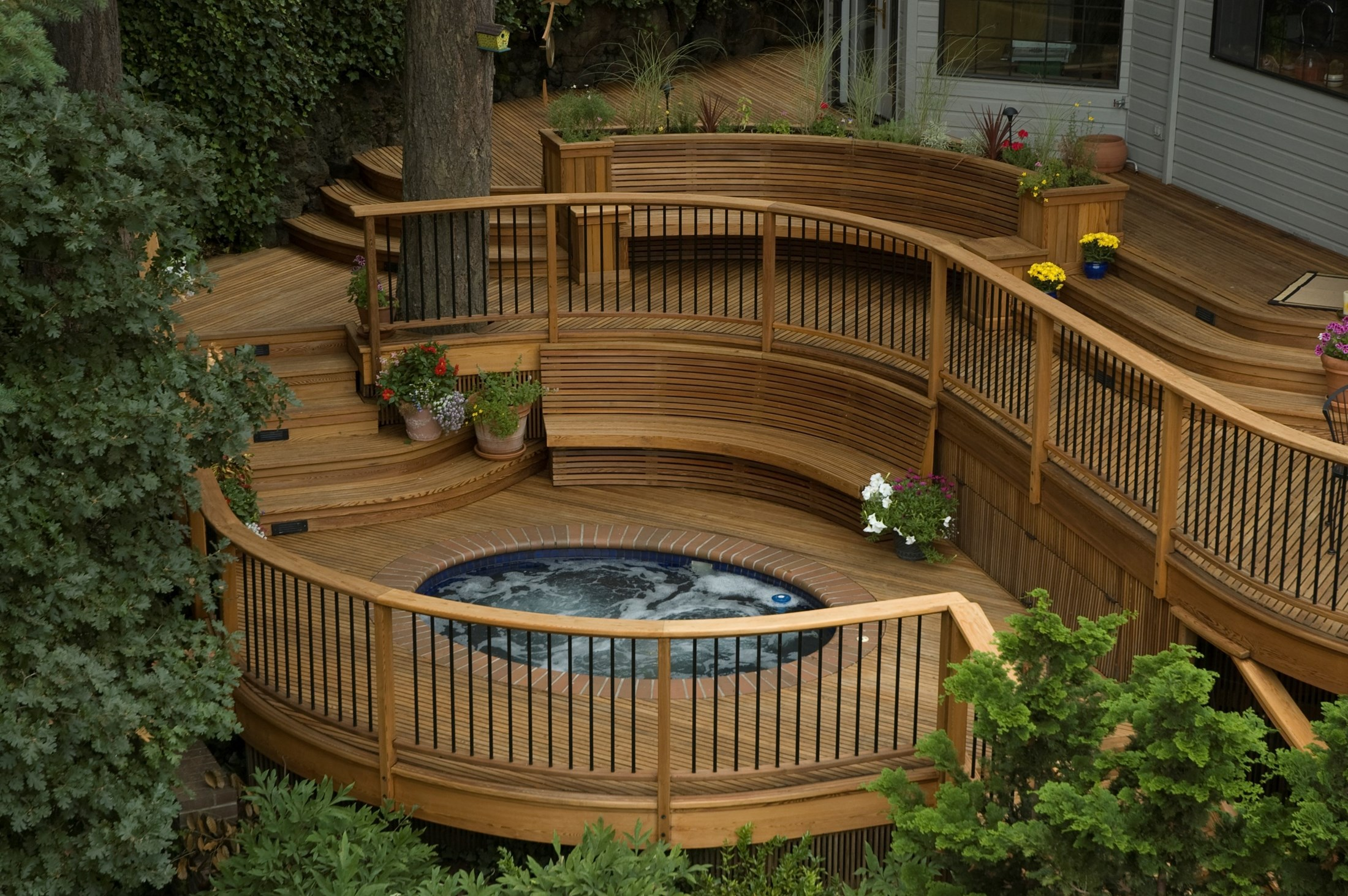 backyard decks the breiling deck KCZHTKI
