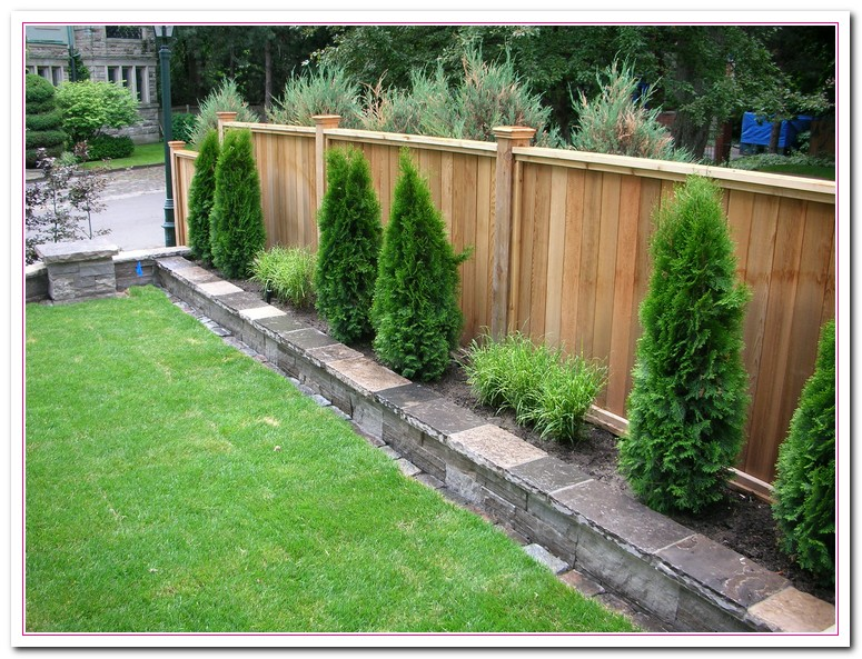 backyard fence ideas elegant backyard wood fence ideas garden design garden design with wood fence HSLCSLV