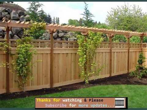 backyard fence ideas fencing ideas for backyards   fences u0026 gates collection FCOSXQS