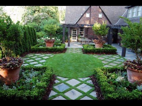 backyard garden design ideas - best landscape design ideas JKAIDCR