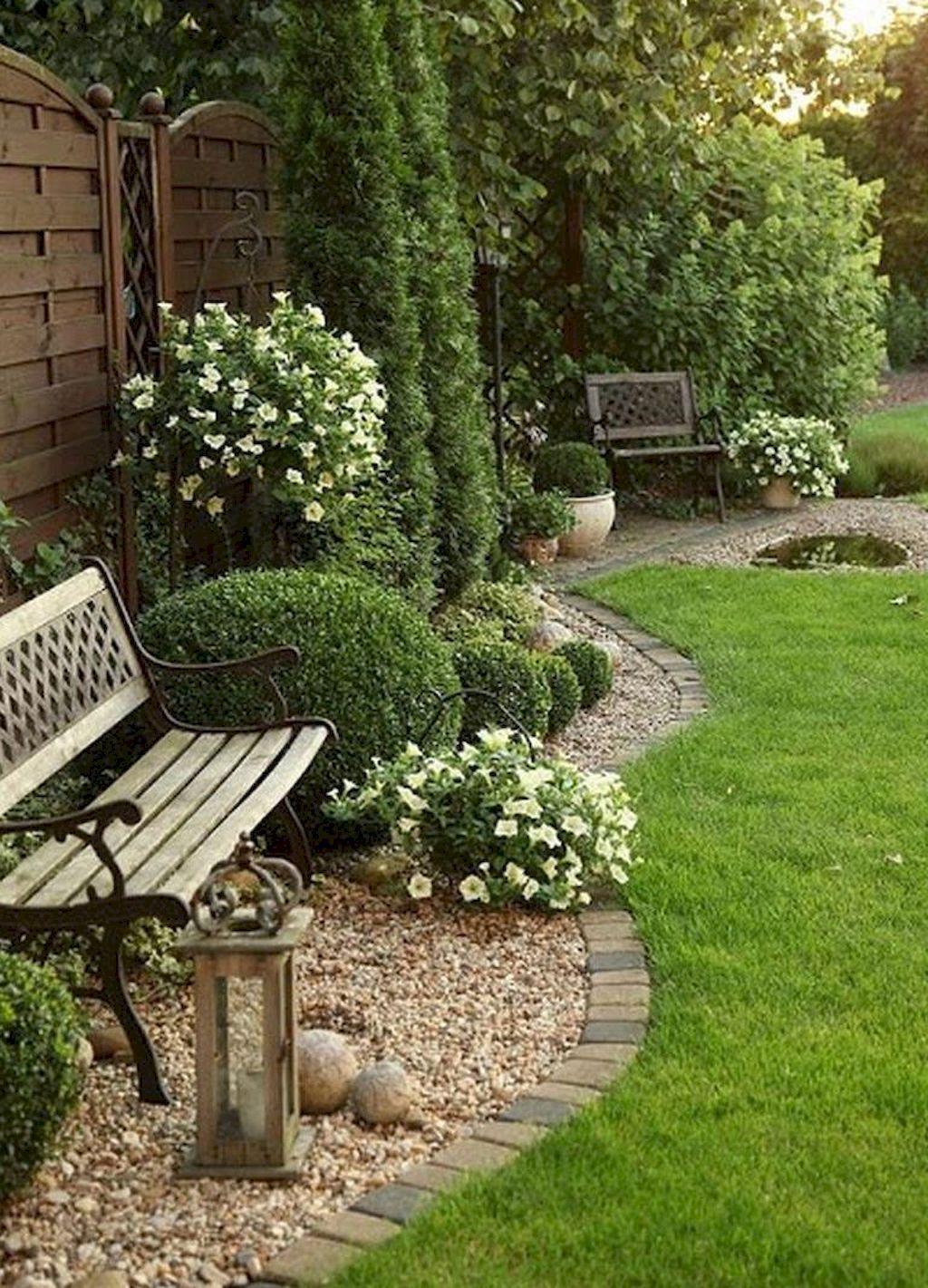 backyard garden gorgeous front yard garden landscaping ideas (21) UWGALFK