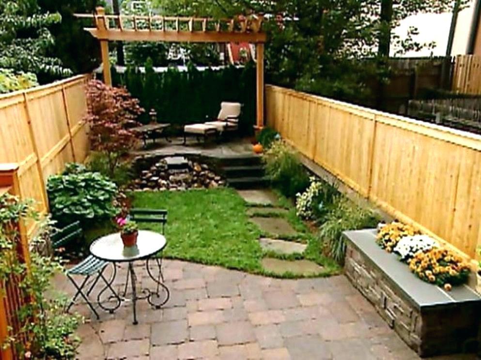 backyard ideas for small yards small yard ideas on a budget cheap QAPUIFT