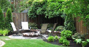 backyard landscaping 3. focus on the fire CDDGMRN