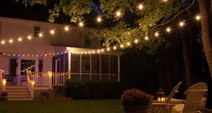 backyard lights backyard patio lights RQIUZZD