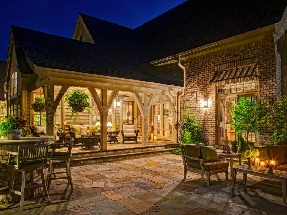 backyard patio ideas western outdoors TIQPGDS