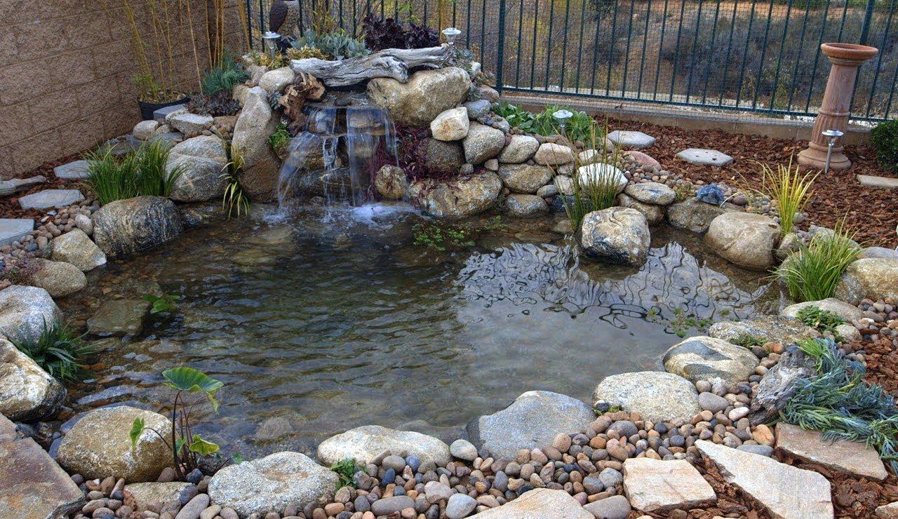 backyard pond ponds gone wrong | backyard ponds - episode 2 - (part 2) JMYEDTW