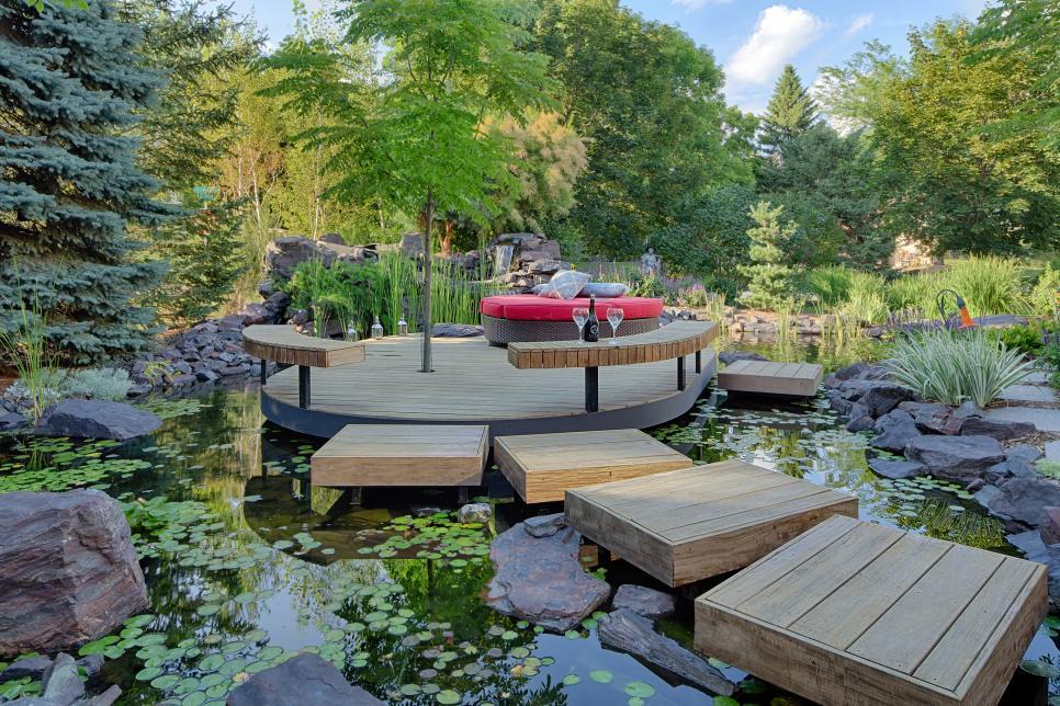 backyard ponds photo by: steve silverman imaging DDNUCGR