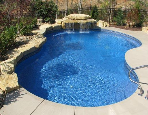 backyard pools make your backyard the backyard your friends and family are all talking VWZNUGR