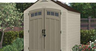 backyard storage sheds resin sheds NIRWGAS