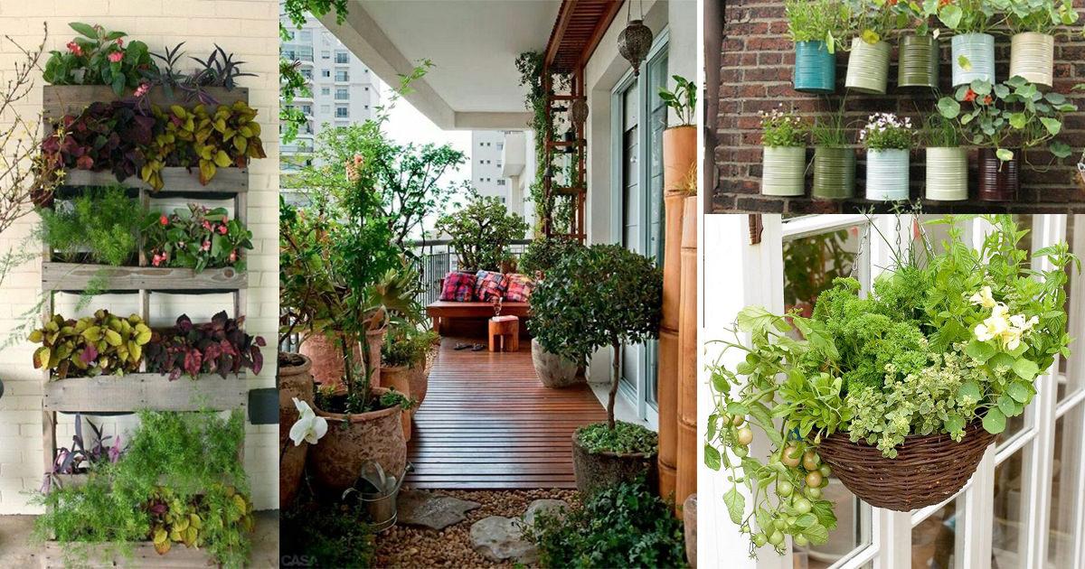 balcony garden ideas creative ideas for balcony garden containers   balcony garden web NPMBINA