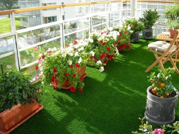 Get to Know Some Balcony Garden Ideas you can make for your Garden